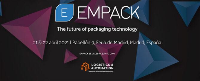 Empack Madrid 2020 aplaza su edición a abril de 2021