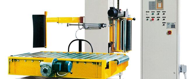 Enfardadora, la máquina que evita robos de mercancía
